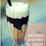 Foods to eat after wisdom teeth removal